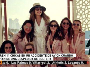 Mueren once mujeres en un accidente de avión en Irán