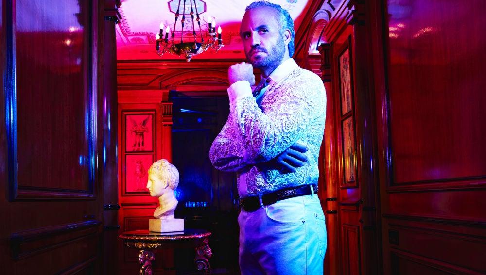 Édgar Ramírez es Gianni Versace