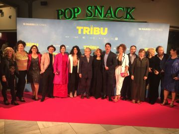 Madrid acoge la premier de 'La Tribu', la nueva película de Fernando Colomo