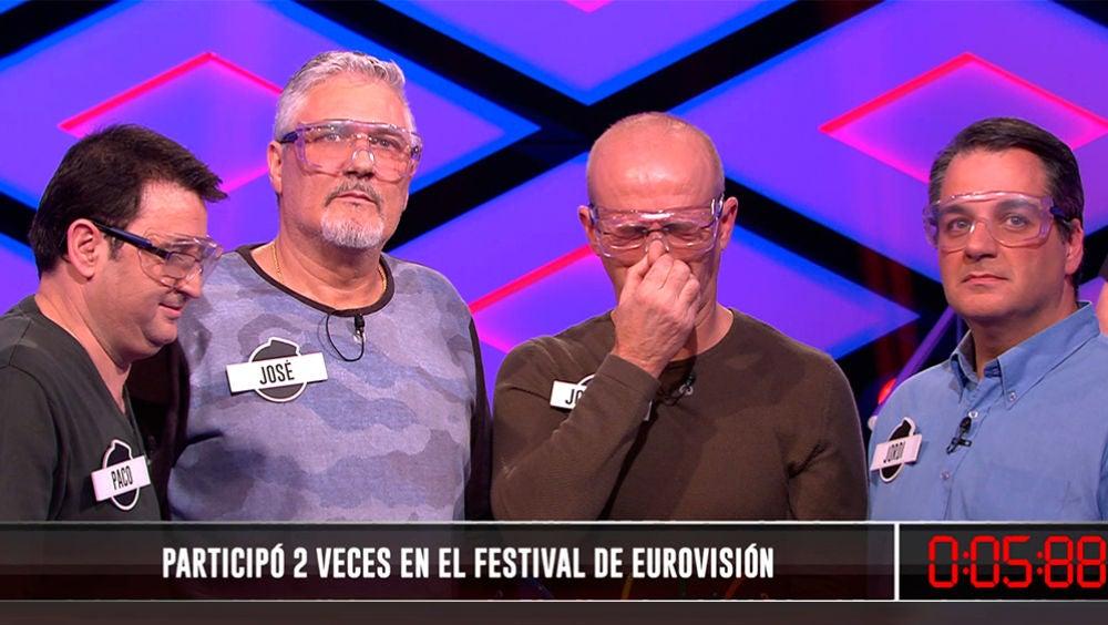 ¿Qué artista participó dos veces en el Festival de Eurovisión?