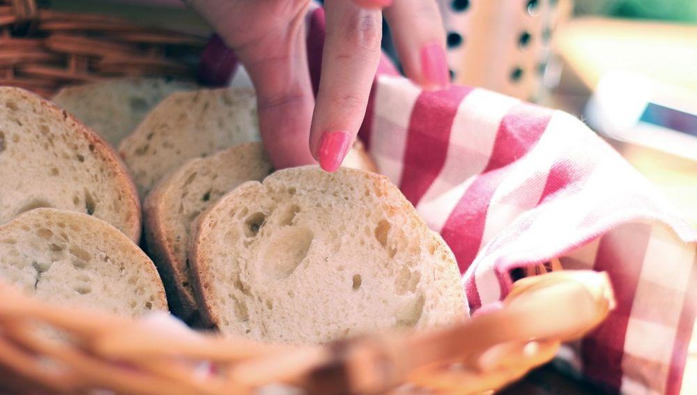 Comer pan no engorda, si sabes cómo.