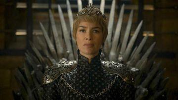 Lena Headey en 'Juego de Tronos'