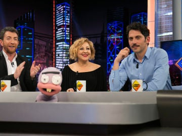 Trancas y Barrancas ponen a prueba del paso del tiempo a Carmen Machi y Paco León