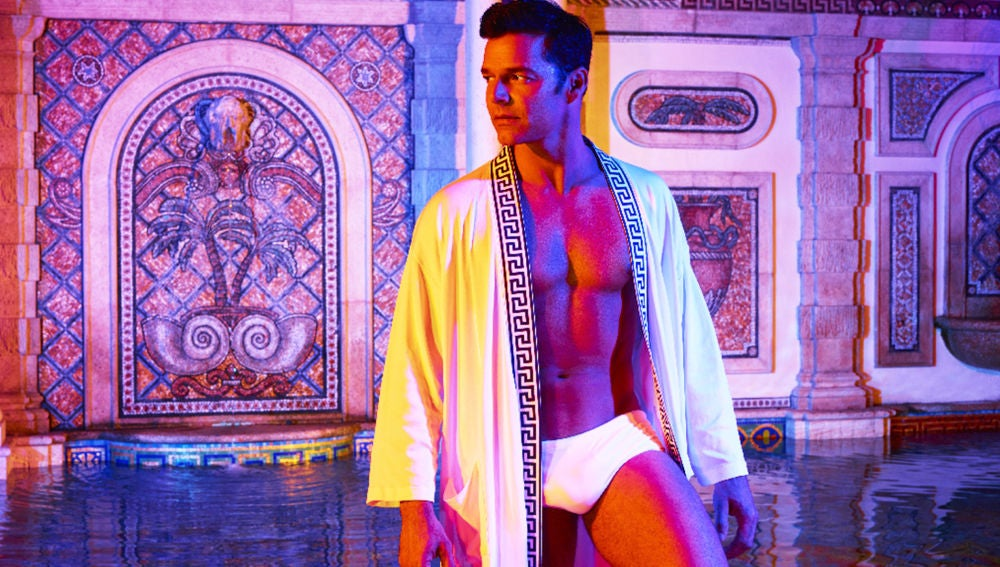 Ricky Martin es Antonio D'Amico