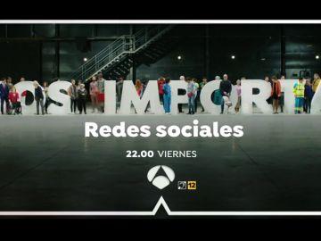 Las redes sociales centrarán la primera noche de 'Nos importa', este próximo viernes a las 22 horas en Antena 3