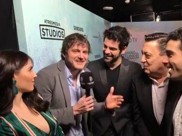 """Salva Reina: """"La gente no se imagina lo que trae la cuarta temporada de 'Allí Abajo'"""""""