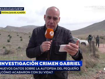La autopsia de Gabriel revela que el niño fue golpeado con un objeto antes de axfisiarle tapándole la nariz y la boca