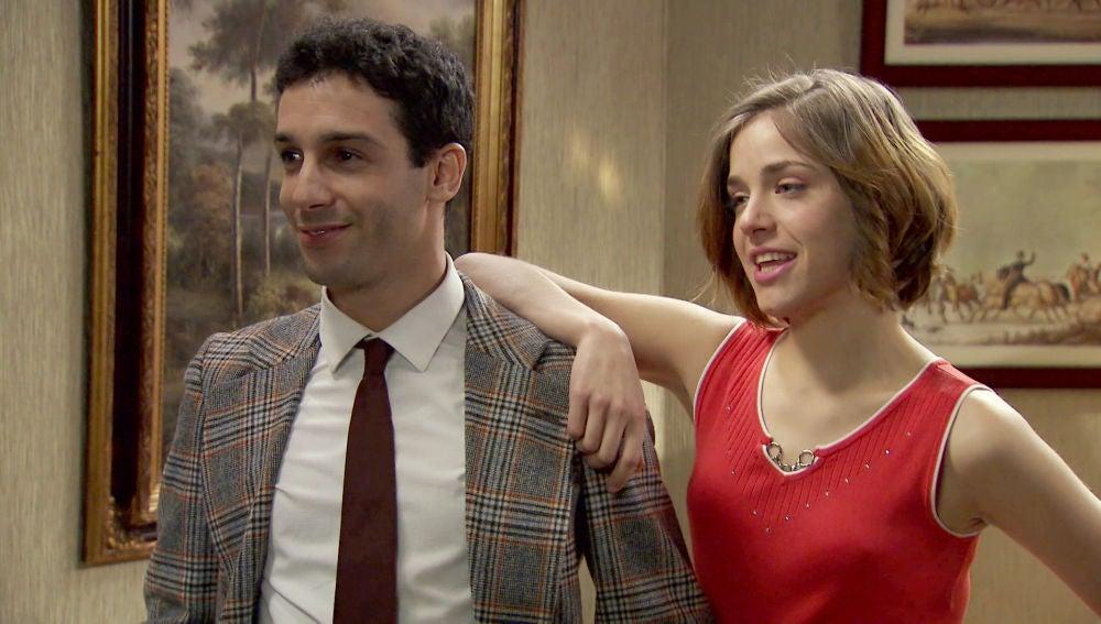Emilio Losada cae en la trampa de Ignacio y Laura