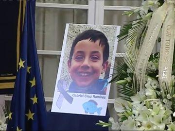 La Cataedral de Almería acoge el funeral de Gabriel