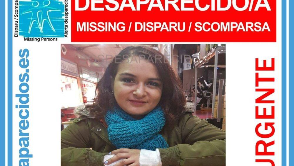 Desaparecida en Valencina de la Concepción