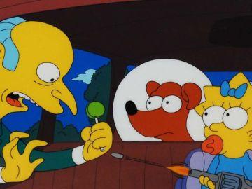 """Imágen del episodio """"¿Quién mato al señor Burns?"""" de 'Los Simpson'"""
