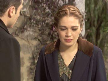 Julieta se encuentra con una desgracia: Sansón ha muerto