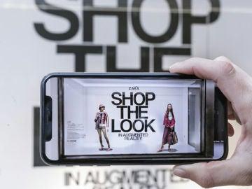 Zara probará la realidad aumentada en 120 tiendas