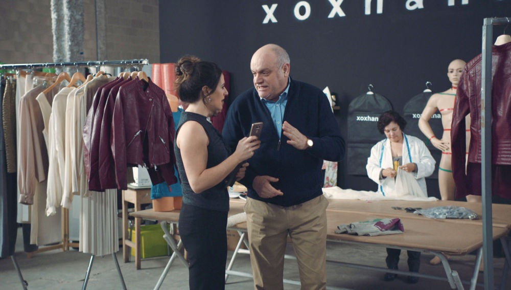 El magnate de la industria textil secuestra la base del 'Cuerpo de Élite'