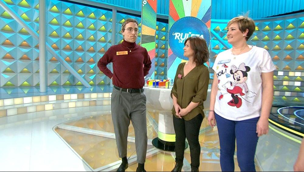 La increíble técnica de un concursante de 'La ruleta de la suerte' para imitar el cacareo de las gallinas