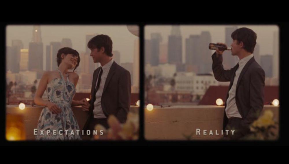 Expectativas/Realidad made in '500 días juntos'