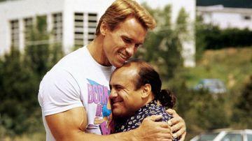 """Arnold Schwarzenegger y Danny DeVito son """"gemelos"""""""
