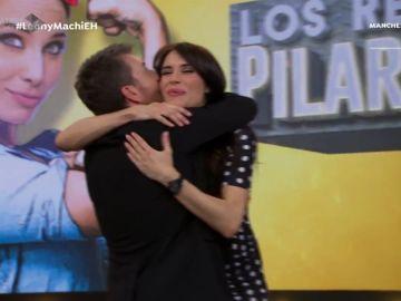 Pilar Rubio se despide de Pablo Motos