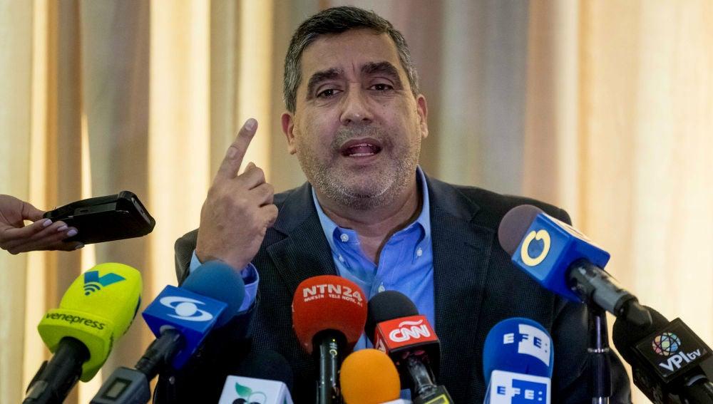 El exministro venezolano Miguel Rodríguez Torres