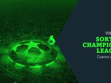 Promo sorteo cuartos de final de Champions Total