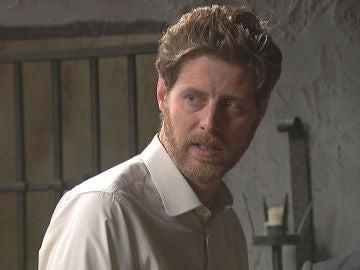 Nicolás recibe una visita única y de lo más especial en prisión