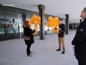 El experimento de los globos