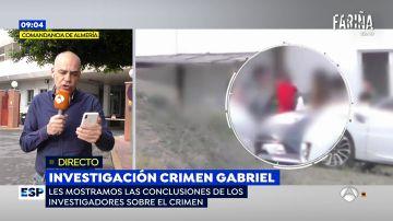 """Un responsable del 'caso Gabriel' a Nacho Abad: """"Queríamos creer que Ana Julia tenía retenido al niño para un rescate"""""""