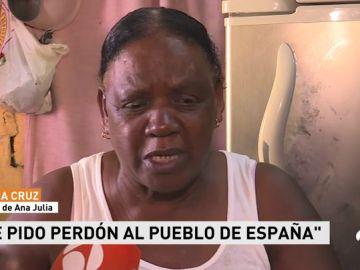 """La madre de Ana Julia, asesina confesa de Gabriel, pide """"perdón a España"""" y le manda un mensaje a su hija: """"Tú estás loca"""""""