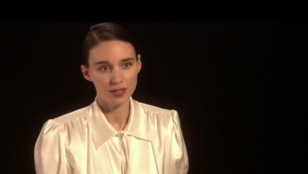 Rooney Mara es 'María Magdalena'