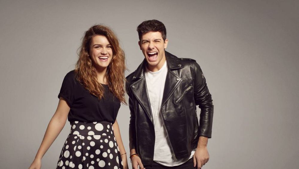 Amaia y Alfred Eurovision 2018