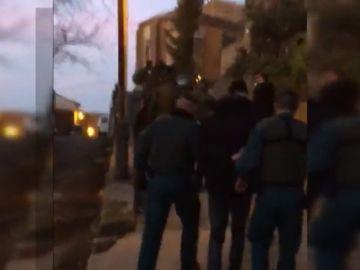 Detenido en Navarra un español por adoctrinamiento del terrorismo yihadista preparado para pasar a la acción