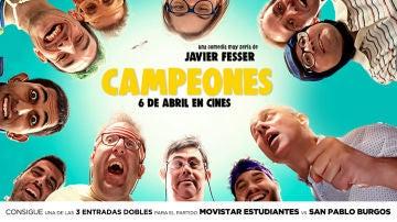 Concurso de 'Campeones', lo nuevo de Javier Fesser