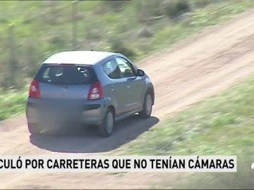 Ana Julia Quezada buscó una ruta por carreteras secundarias para no ser grabada mientras transportaba el cadáver de Gabriel