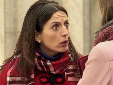 Susana, al tanto del incidente de Vicky y Llanos