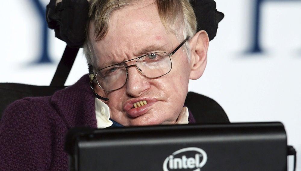 Imagen de archivo de Stephen Hawking