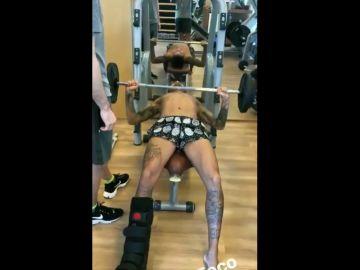 Neymar empieza el proceso de recuperación