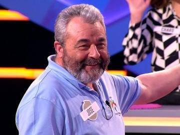 El divertido cortejo de una concursante con José de 'Los Lobos' en '¡Boom!'