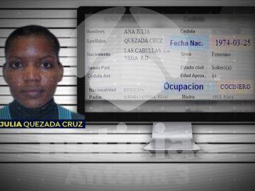 La asesina confesa de Gabriel tenía antecedentes policiales en su país
