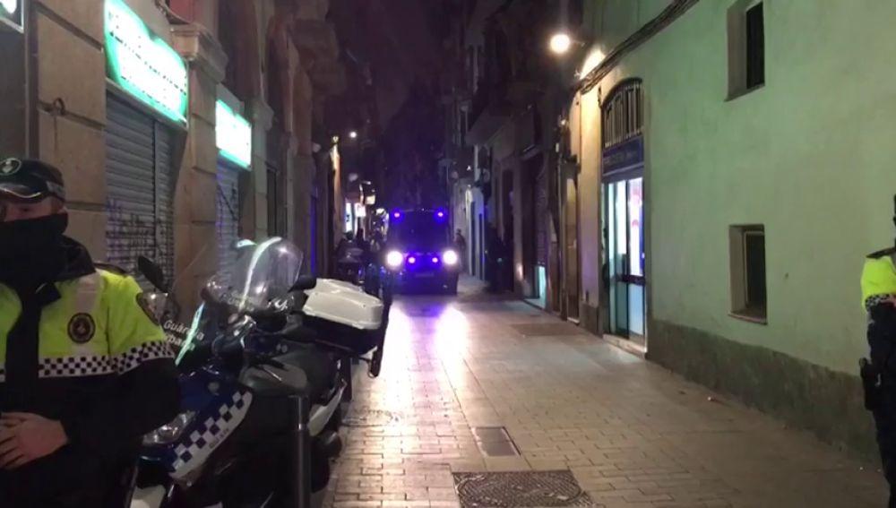 Cuatro detenidos y tres narcopisos desactivados en una nueva operación en el Raval de Barcelona