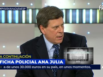 """Juan Carlos Quer: """"No pide que se legisle en caliente, sino que no se derogue en caliente"""""""