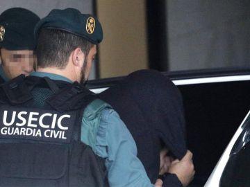 Trasladan al 'Chicle' a los juzgados de Pontevedra para una prueba pericial