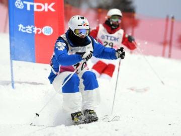 Jae-Woo Choi, uno de los esquiadores suspendidos de por vida