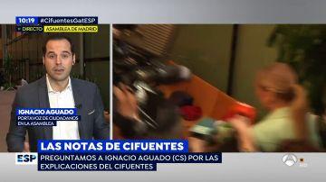 Ignacio Aguado de Ciudadanos