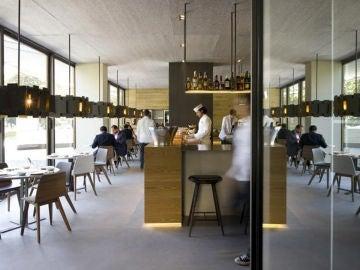 Luzi Bombón, uno de los nuevos clásicos de Madrid.
