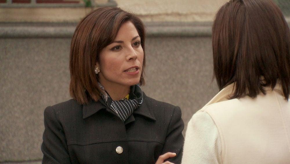 Marta se enfrentará cara a cara con Raquel