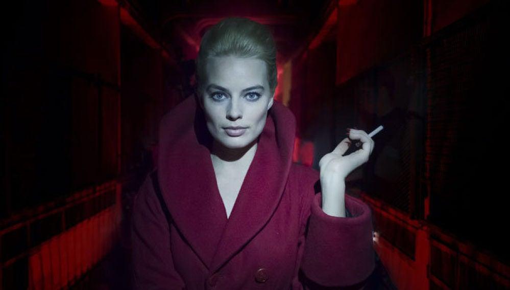 Margot Robbie protagonista del nuevo thriller 'Terminal'