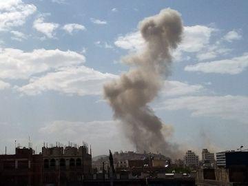 Bombardeo en Ghuta Oriental