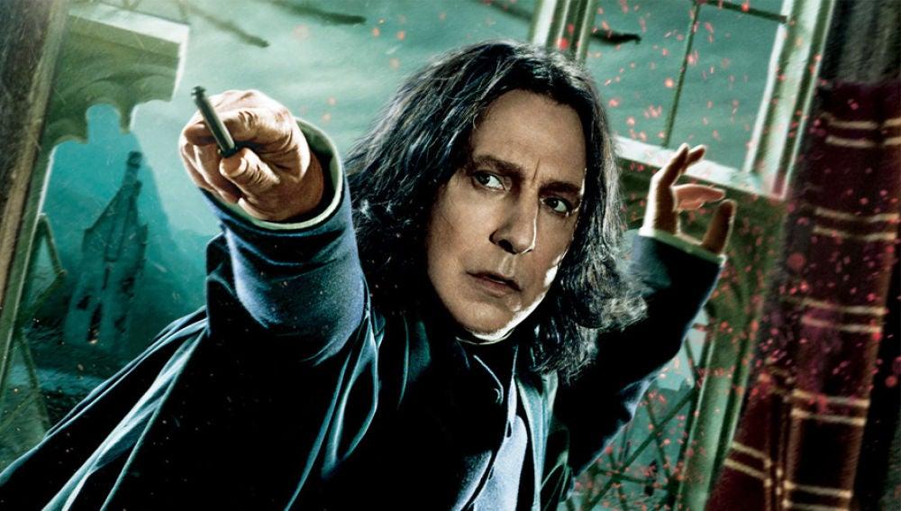 Severus Snape, el personaje más amado/odiado de 'Harry Potter'