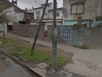 Lugar donde se produjo el tiroteo en Argentina