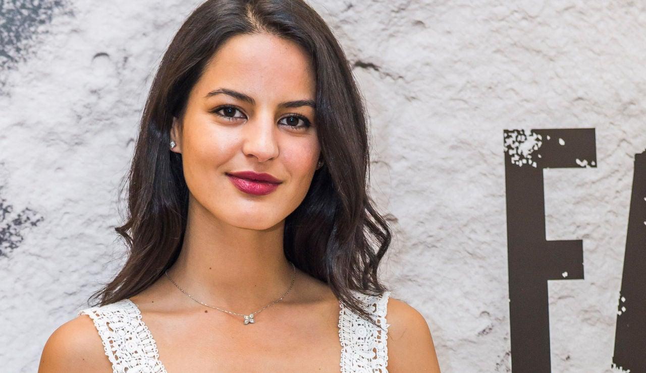 Así es Jana Pérez, la actriz que ha conquistado a Sito en 'Fariña' super 1